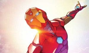 Iron Man es Ironheart