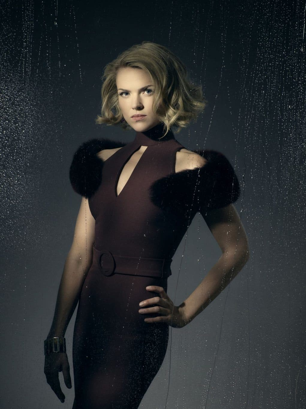 GOTHAM: Erin Richards. Season 2 of GOTHAM premieres Monday, Sept. 19 (8:00-9:00 PM ET/PT) on FOX. ©2016 Fox Broadcasting Co. Cr: Kevin Lynch/FOX