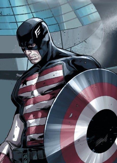 John Walker Capitán América