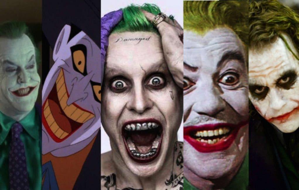 todos los joker en cine y televisión