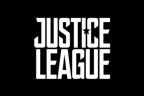 logo liga de la justicia comic