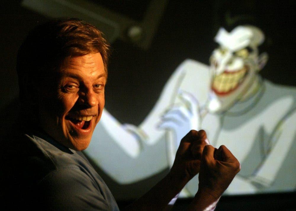 Mark Hamill Joker