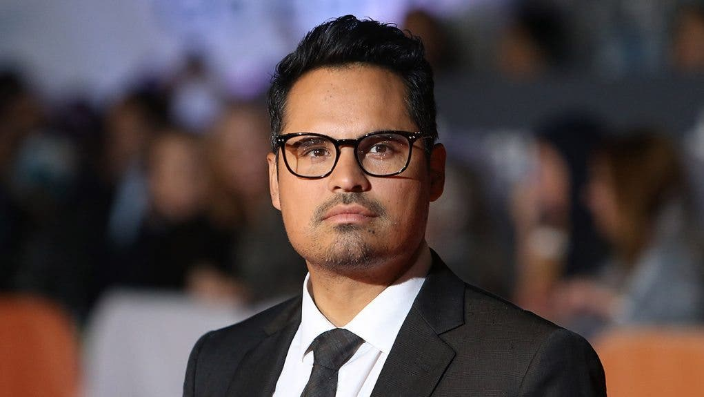 "TORONTO, ON - SEPTEMBER 11: Michael Pena arrives at ""The Martian"" premiere during 2015 Toronto International Film Festival held at Roy Thomson Hall on September 11, 2015 in Toronto, Canada. (Photo by Michael Tran/Getty Images)"