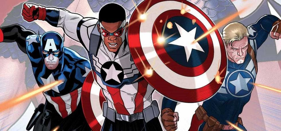 Candidatos a reemplazar al Capitán América