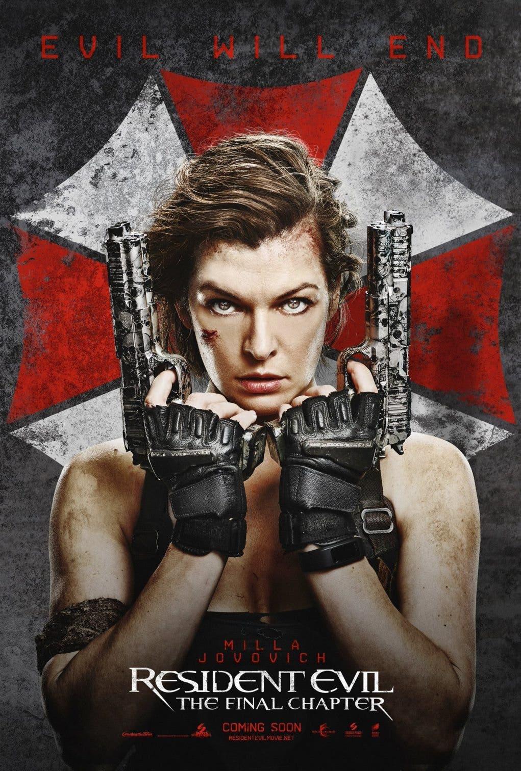 Resident evil: El capítulo final (Resident Evil: The Final Chapter)