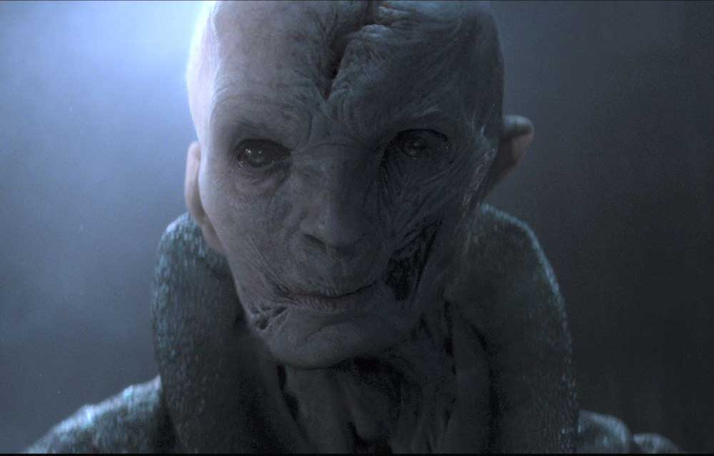 Star Wars: Líder Supremo Snoke