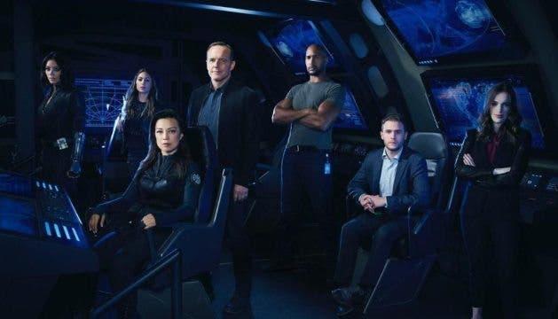 Agentes de S.H.I.E.L.D. Marvel's Agents of S.H.I.E.L.D.