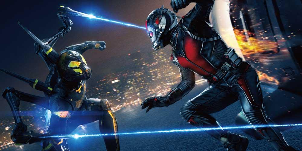 El origen de Capitana Marvel tendrá relación con 'Ant-Man'