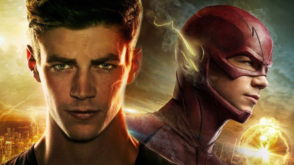 Barry Allen en The Flash