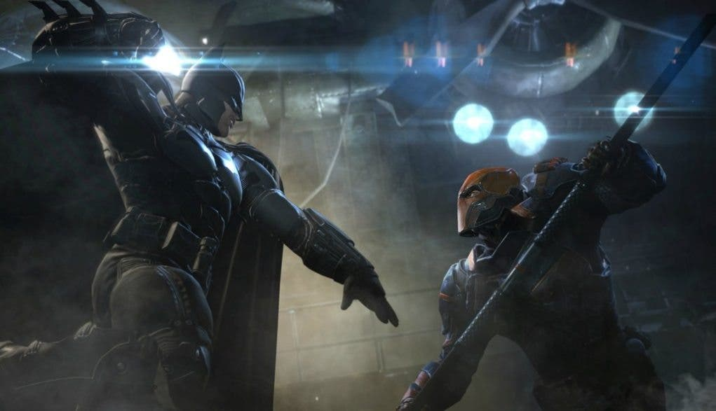 Batman v Deathstroke