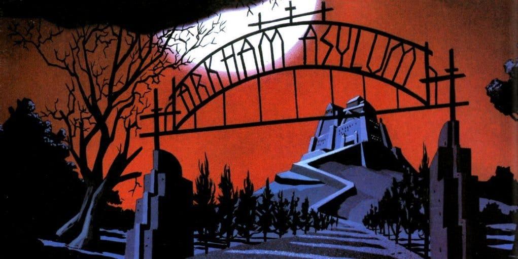 Arkham Asylum Batman