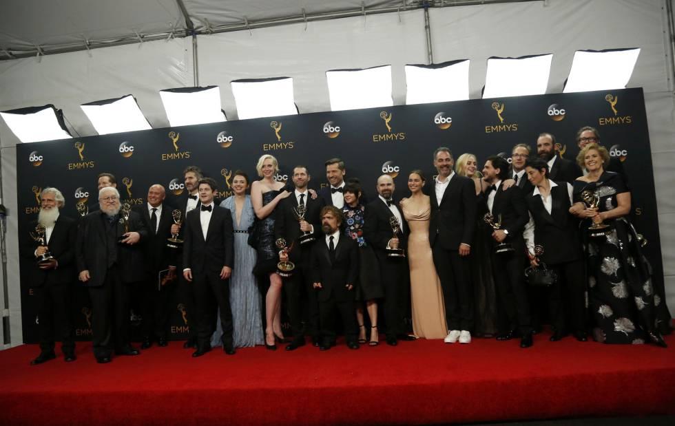 Premios Emmy 2016. Juego de Tronos