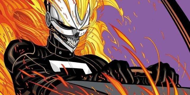 Ghost Rider Piloto Fantasma