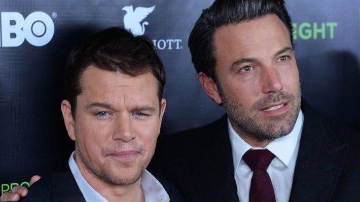 Incorporated, la serie de Matt Damon y Ben Aflleck