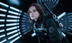 Jyn Erso. Star Wars 2