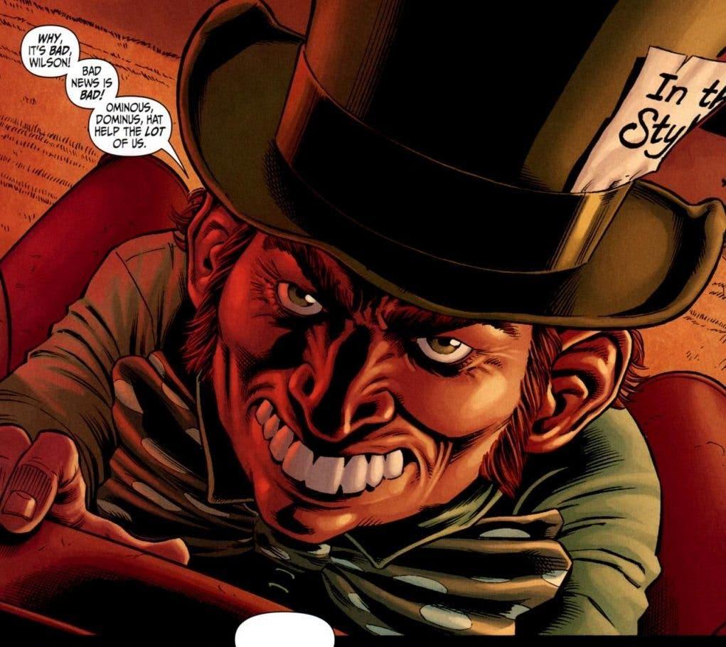 Mad Hatter 'El sombrerero loco' en Gotham