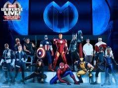 Marvel Super Heroes En Accion