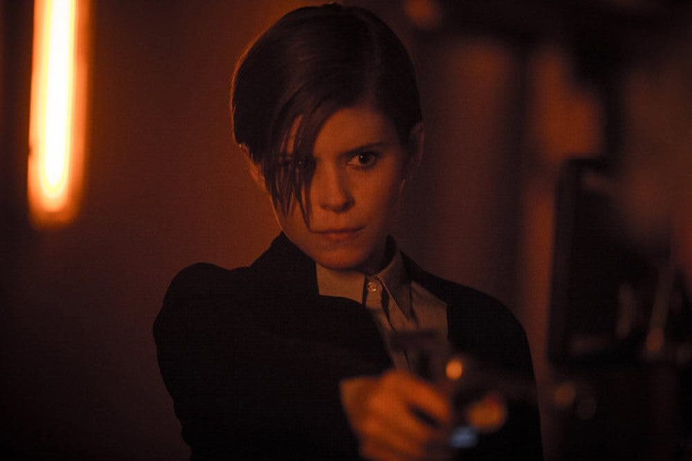 Kate Mara en Morgan