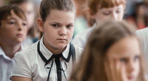 Fotograma de la película polaca 'Playground'