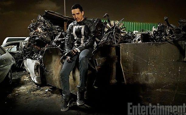 Robbie Reyes en Agents Of Shield