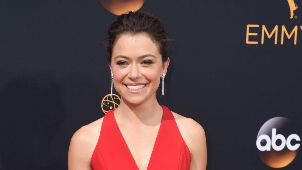 Tatiana Maslany. Emmy