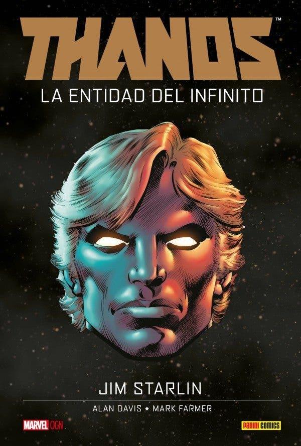 Thanos. La entidad del infinito