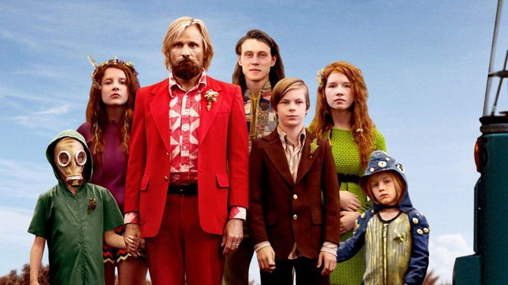 Matt Ross en 'Captain Fantastic'
