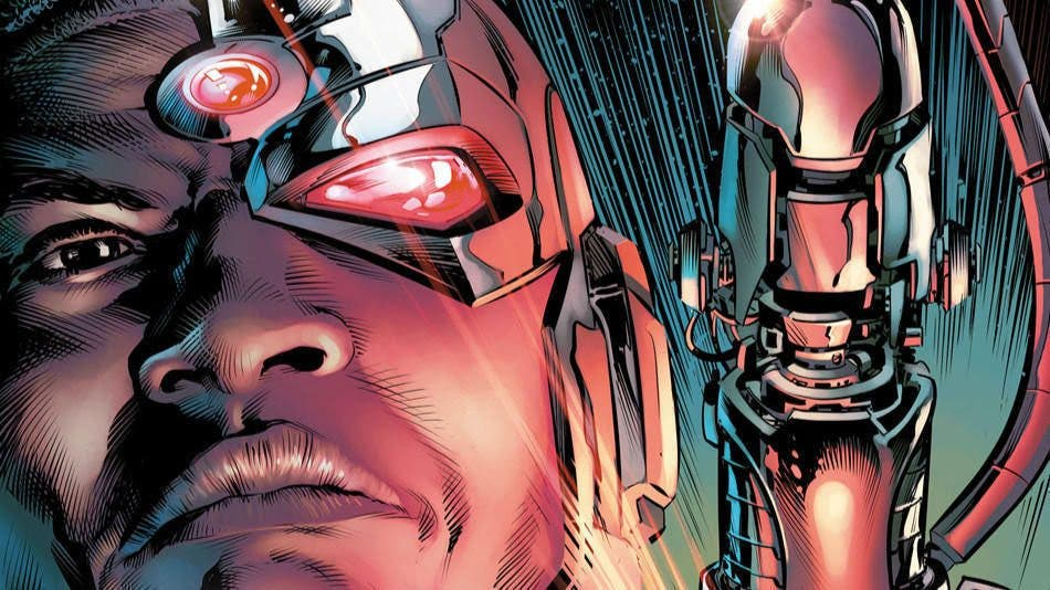cyborg rebirth john semper 2016