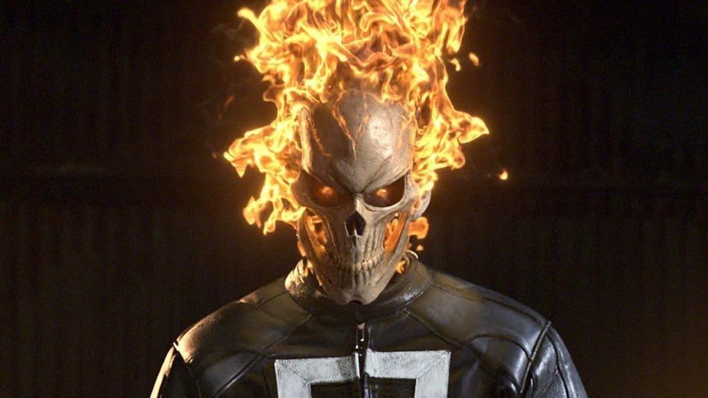 Ghost Rider de Agentes de S.H.I.E.L.D.
