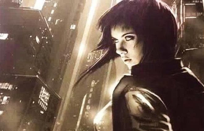 trailer de Ghost In The Shell