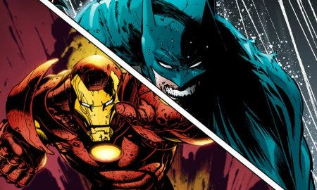 Ser millonario como Batman o Iron Man
