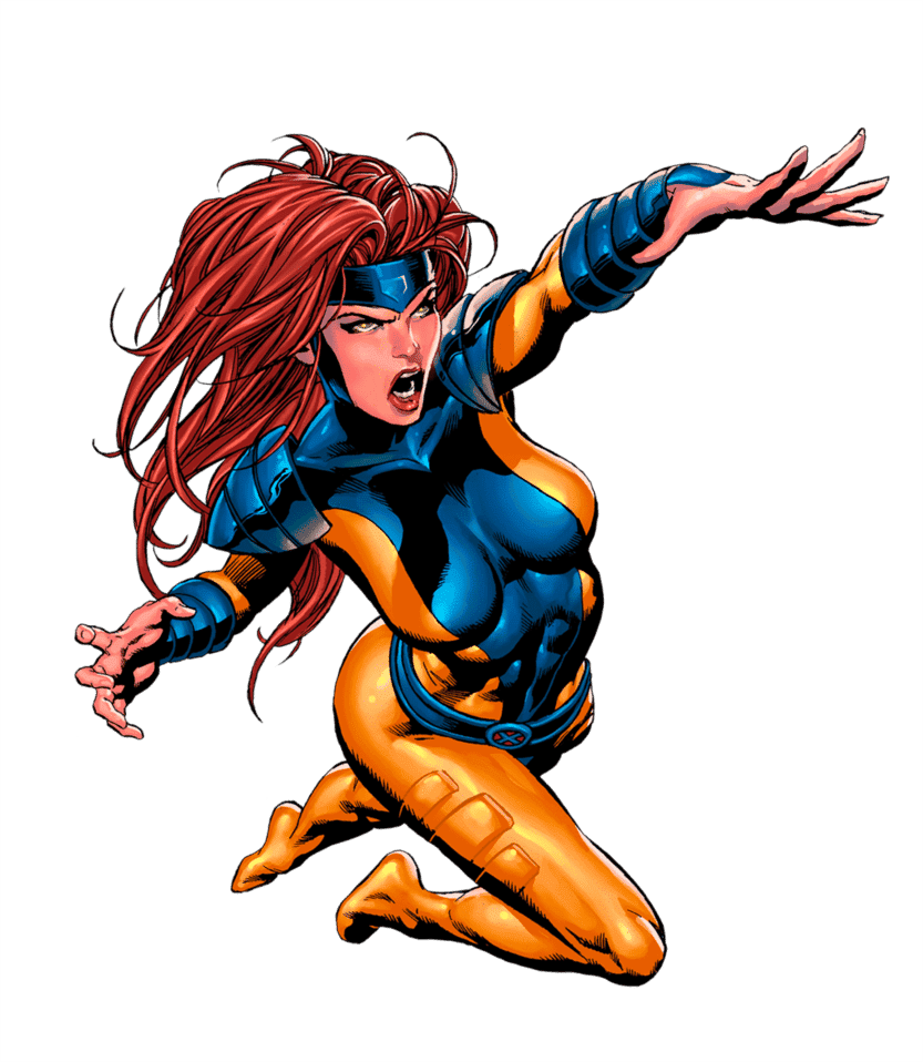 jean grey Jim Lee