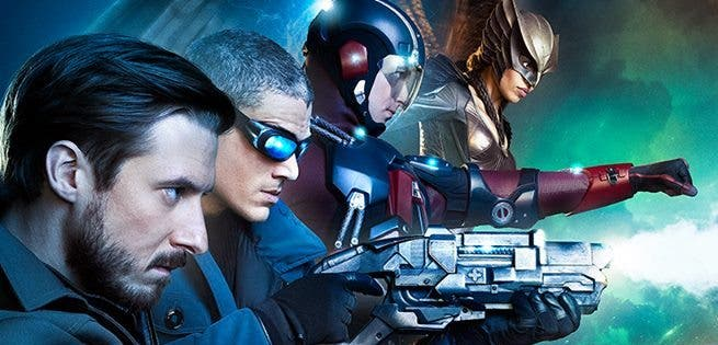 Legends of Tomorrow Arrow