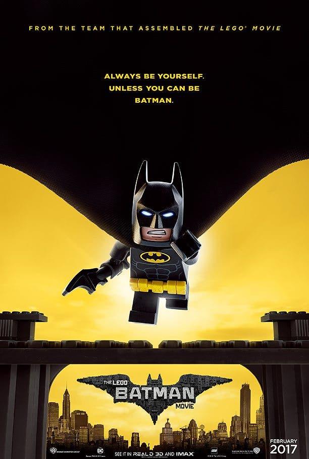 'LEGO BATMAN: La película'
