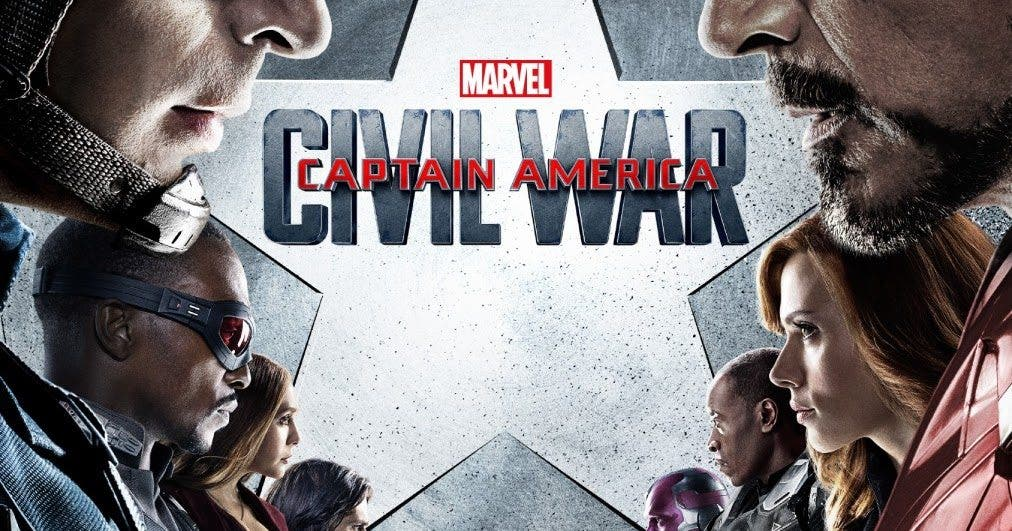 Capitán América: Civil War Chris Evans