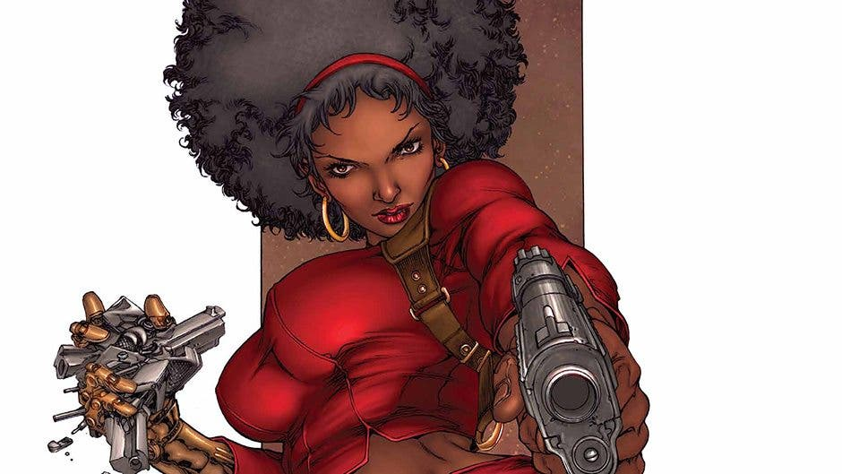 Misty Knight The Defenders