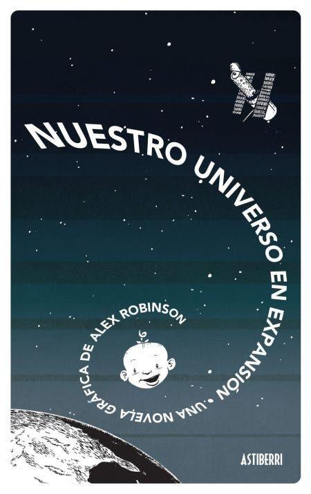 Portada Nuestro universo en expansión