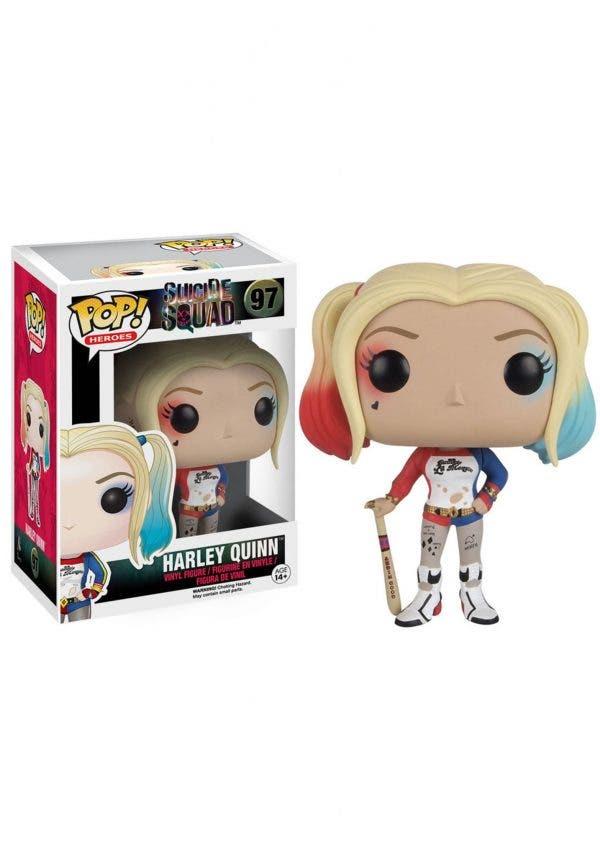 Funko pop de Harley Quinn