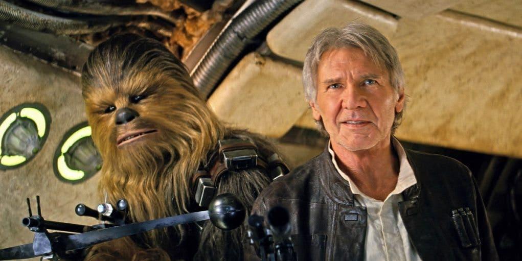 Star wars tráilers de cine