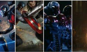 Héroes villanos Marvel