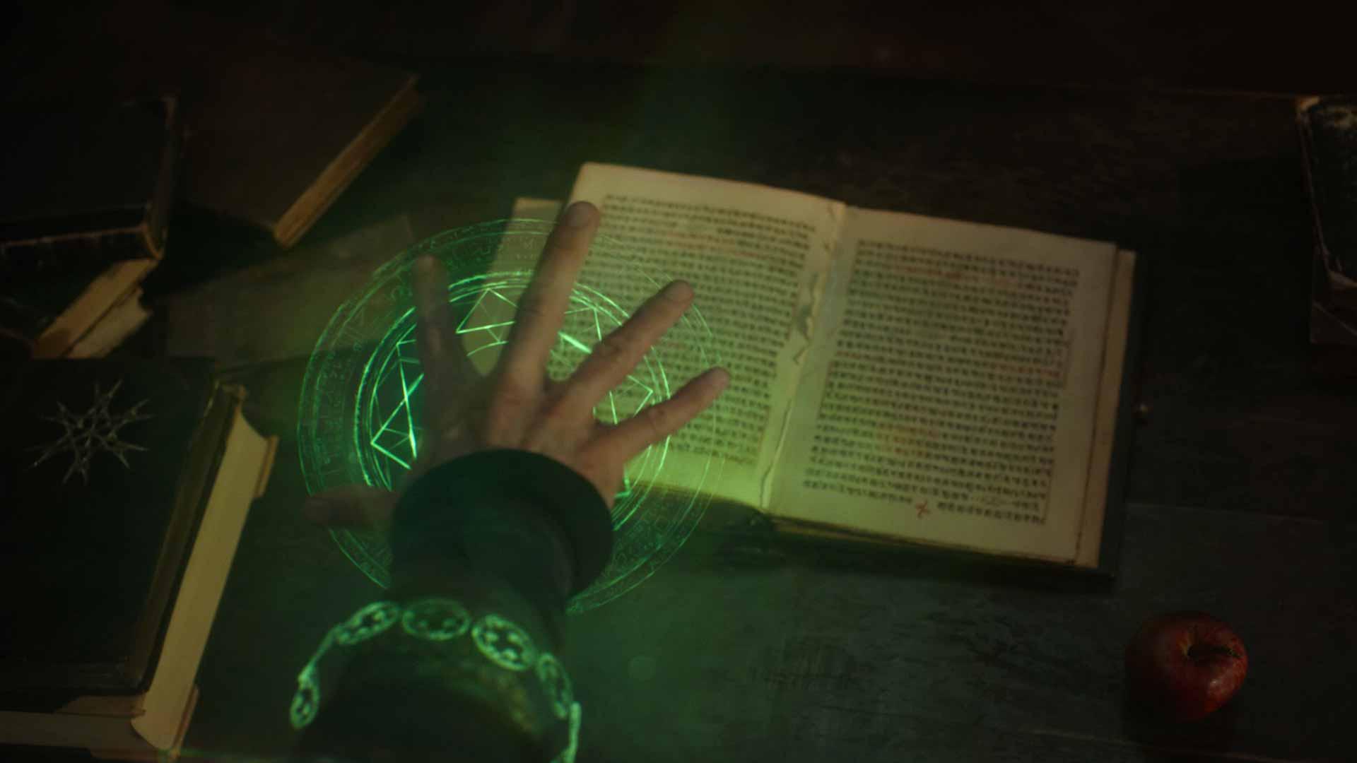 Fotograma de Doctor Strange