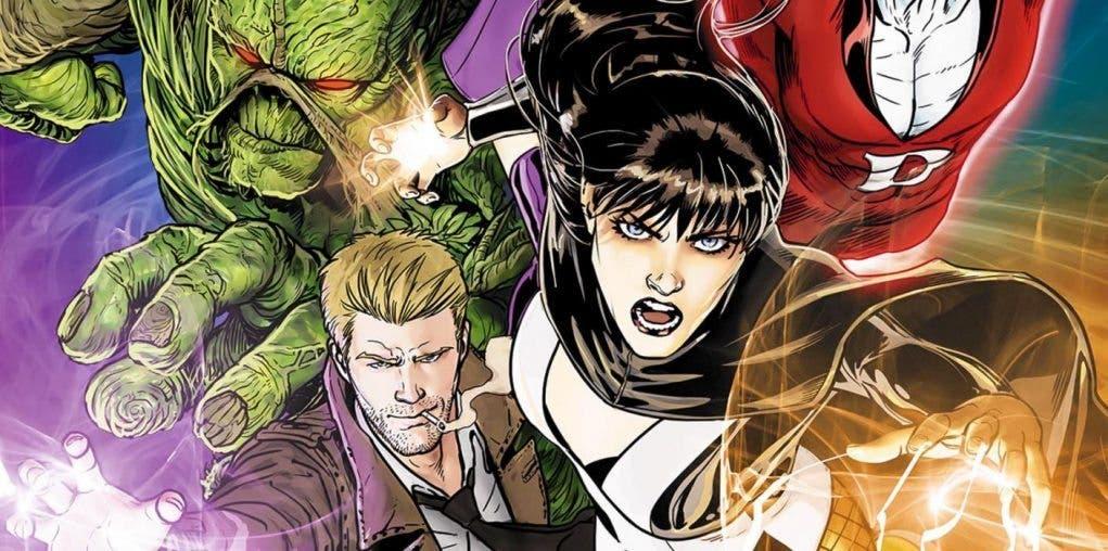 Justice League Dark (Liga de la Justicia Oscura): Películas de DC Comics