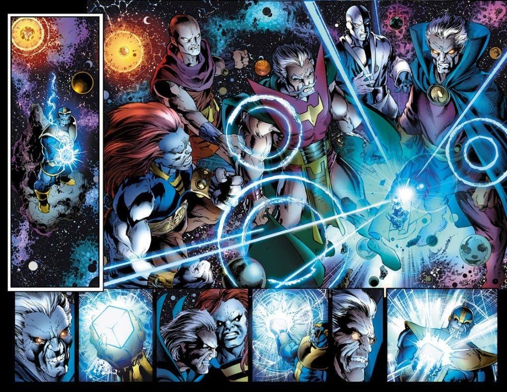 Ancianos del Universo Marvel