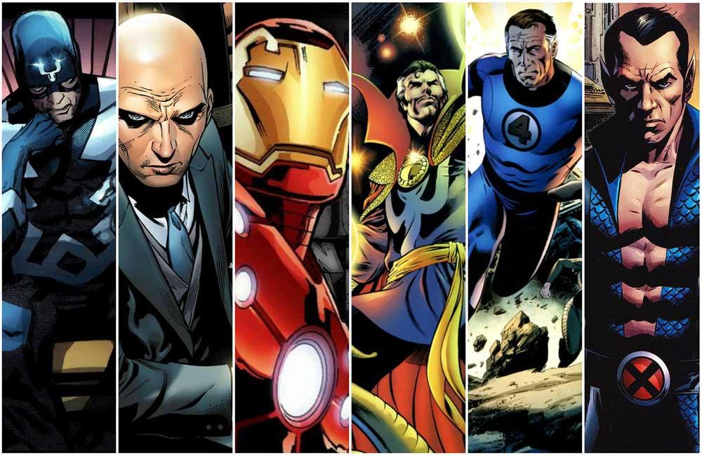 Los Illuminati | Franquicias de Marvel tras Vengadores 4