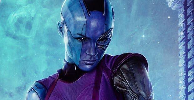 2- Karen Gillan pasará de villana a superheroína. El nuevo rol de Nébula tras 'Guardianes de la Galaxia Vol. 2'