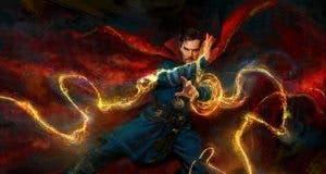 Doctor Strange protagonizada por Benedict Cumberbatch