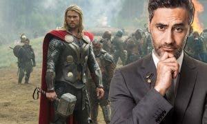taika-waiti Thor Ragnarok