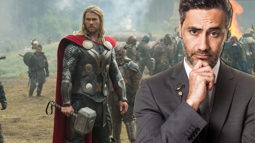 Rumores sobre el tráiler de Thor: Ragnarok de Taika Waiti, cameos y otros detalles