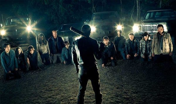 midseason de the walking dead