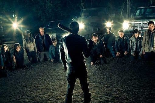 spot de The Walking Dead fox
